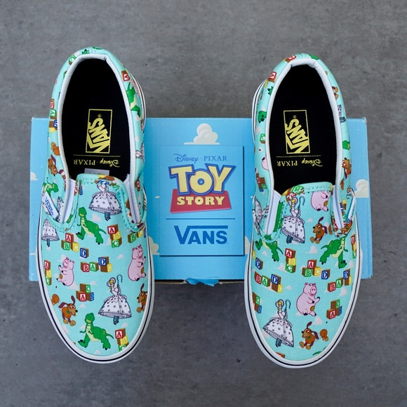Vans Shoes | Vans Toy Story Andys Toys